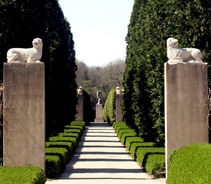North Park Lincoln >> Allerton Park Illinois - Allerton Park in Monticello