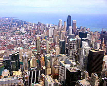 Working an internship in Chicago, IL can provide challenges that help you learn about yourself.