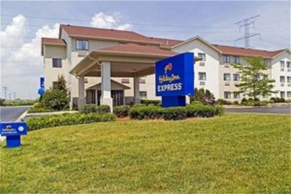 Holiday Inn Express Joliet Plainfield I 55 North
