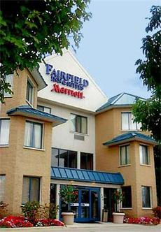 Fairfield Inn And Suites By Marriott Chicago Lombard