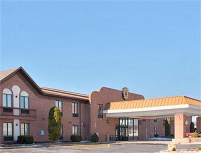 Super 8 Motel   Metropolis