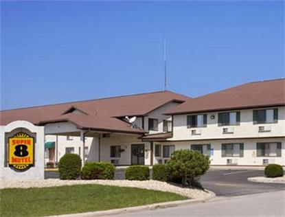 Super 8 Motel   Morris