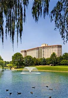 Marriott Oak Brook Hills Resort