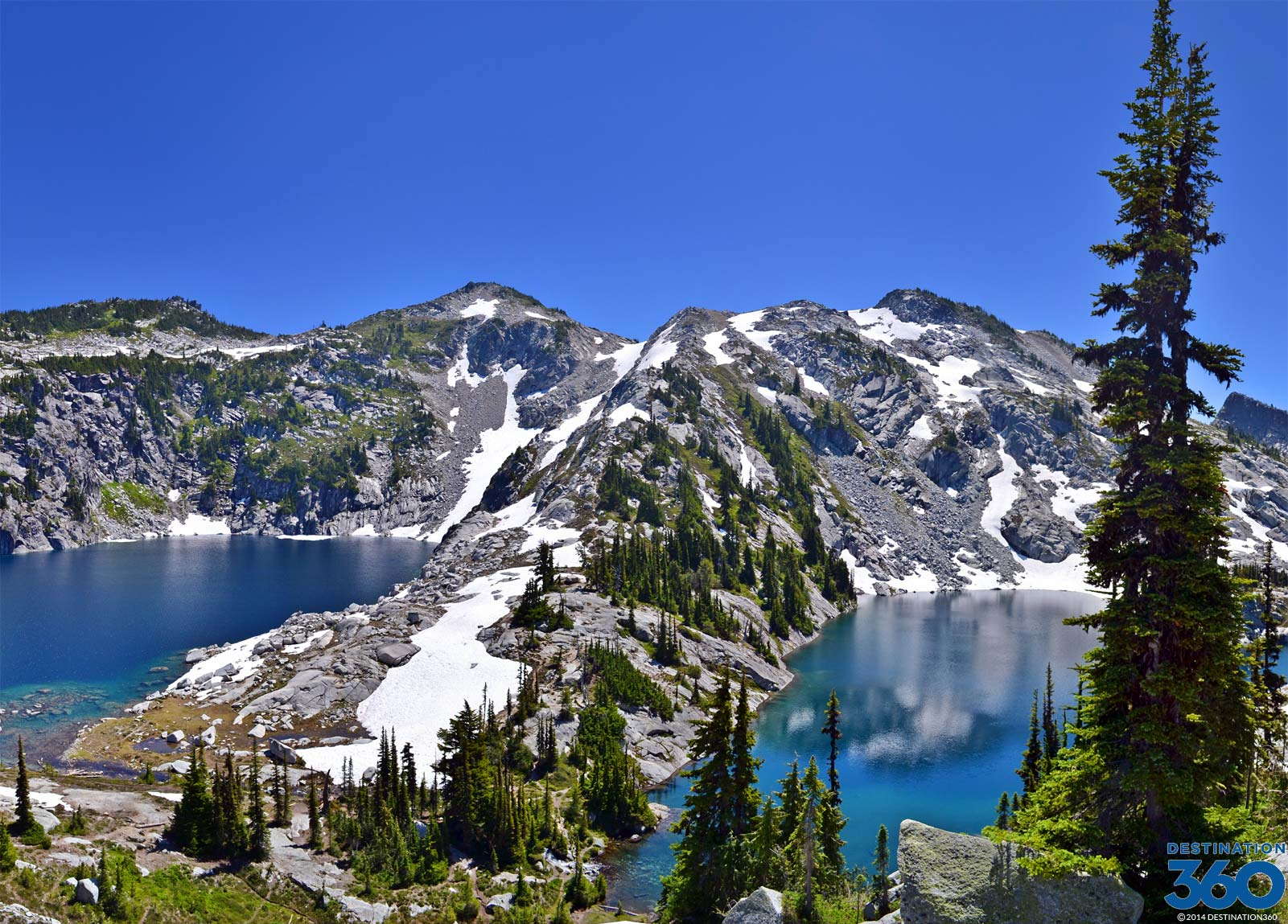 Washington State Virtual Tour
