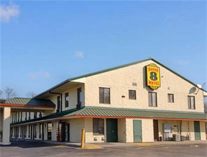 Super 8 Jeffersonville In Louisville Ky Area