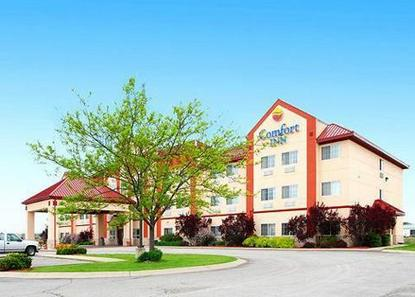 Comfort Inn Crawfordsville