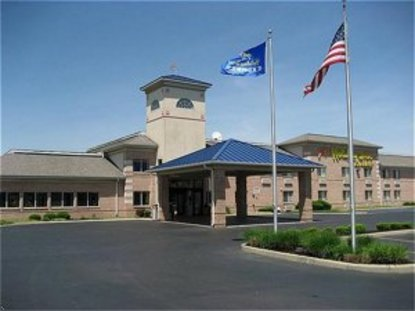 Holiday Inn Express Taylorsville I 65 Exit 76 B