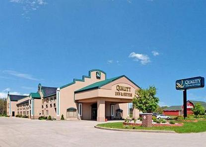 Quality Inn And Suites   Elkhart