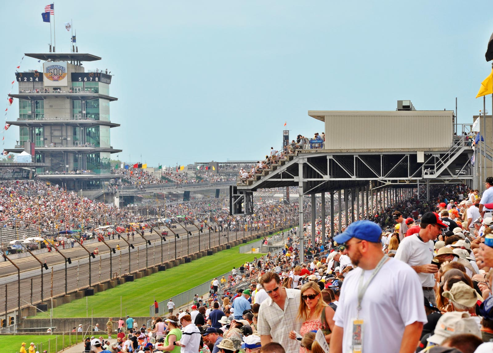 Indy 500 Tickets