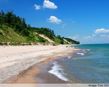 Beach Resorts In Michigan City Indiana