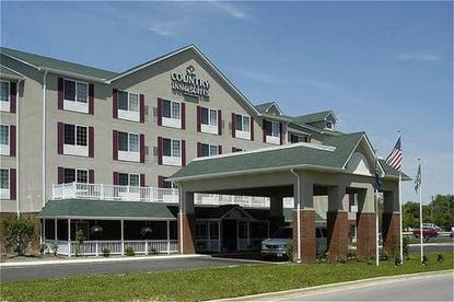 Country Inn And Suites Indianapolis Airport South