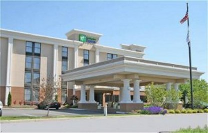 Holiday Inn Express Indianapolis Nw   Park 100