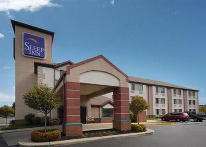 Sleep Inn West Indianapolis
