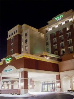 Holiday Inn Select Lafayette City Centre