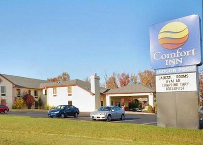 Comfort Inn North Vernon
