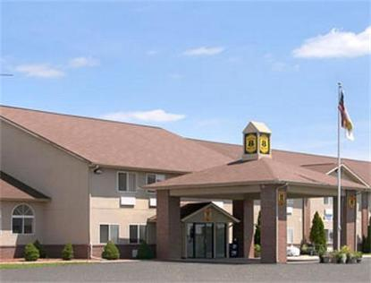 Super 8 Motel   Seymour