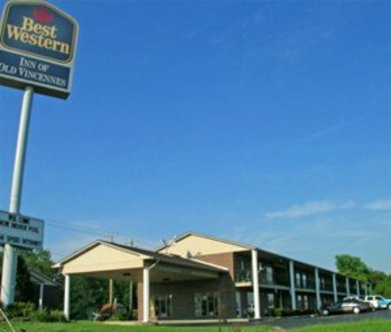 Best Western Inn Of Old Vincennes