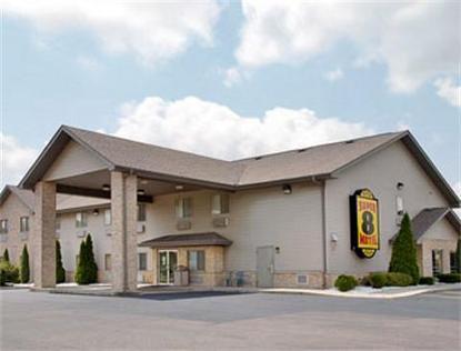 Super 8 Motel   Warsaw