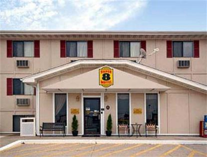 Super 8 Motel   Burlington