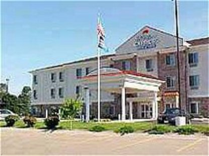 Holiday Inn Express Hotel And Suites Clinton