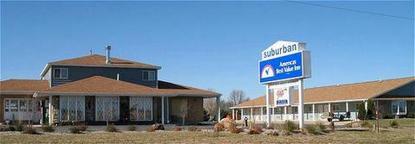 Best Value Suburban Motel