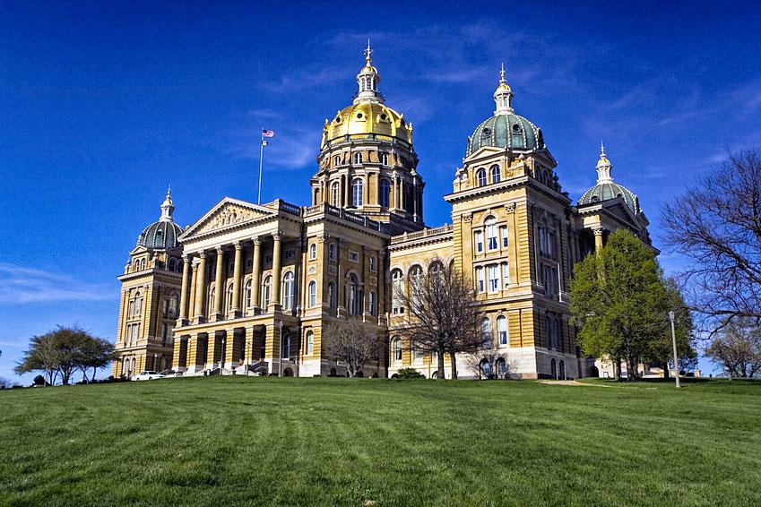 Iowa History Interesting Facts About Iowa