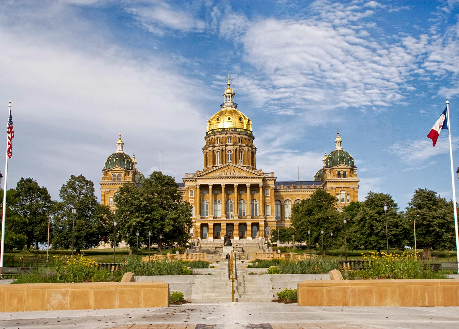 Attractions in Iowa