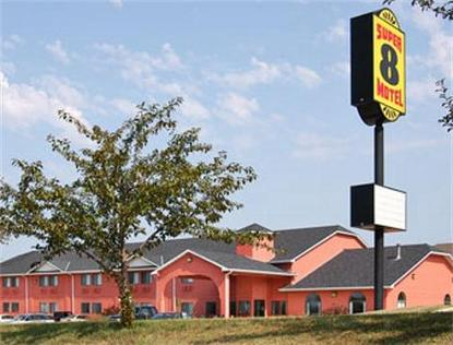 Super 8 Motel   Red Oak