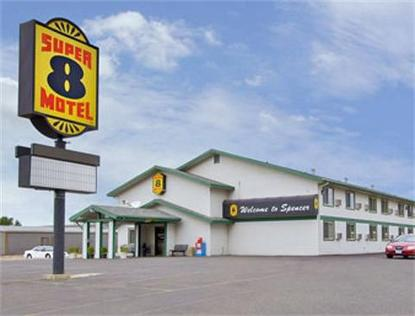 Super 8 Motel   Spencer