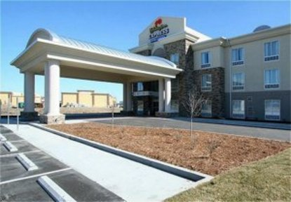 Holiday Inn Express Hotel Suites Andover Wichita Andover Deals See Hotel Photos