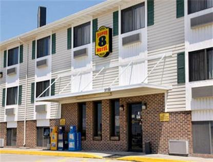 Super 8 Motel   Hays