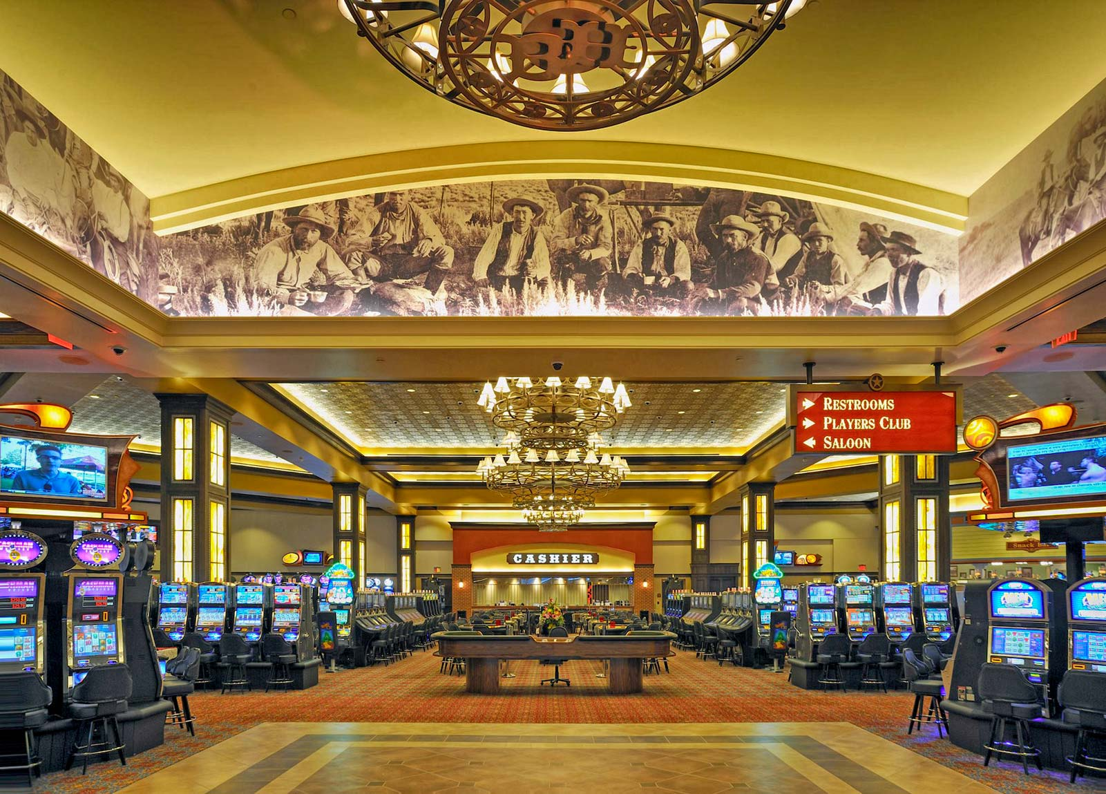 Boot Hill Casino