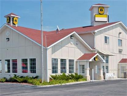 Super 8 Motel   Leavenworth