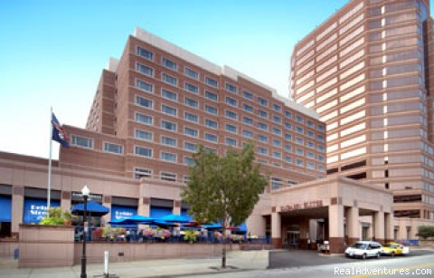 Embassy Suites Hotel Cincinnati Rivercenter/Covington, Ky