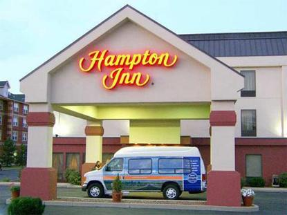 Hampton Inn Cincinnati Airport North