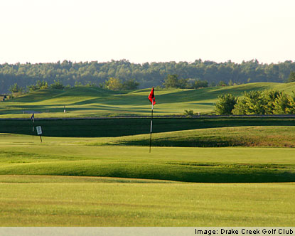 Kentucky Golf Courses