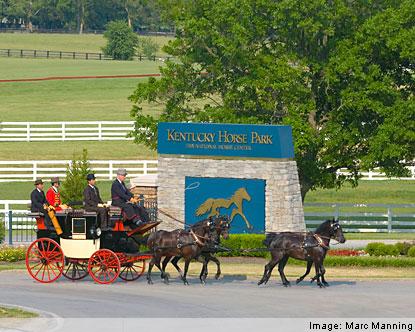 Kentucky Horse Park - Kentucky Horse Park Lexington Campgrounds