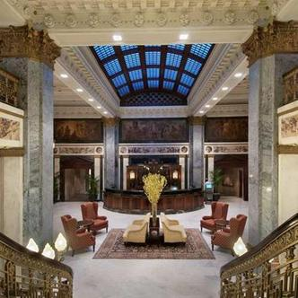The Seelbach Hilton Louisville - Hotel - 500 Fourth Street, Louisville, KY, United States