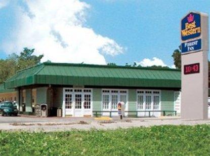 Best Western Forest Motor Inn