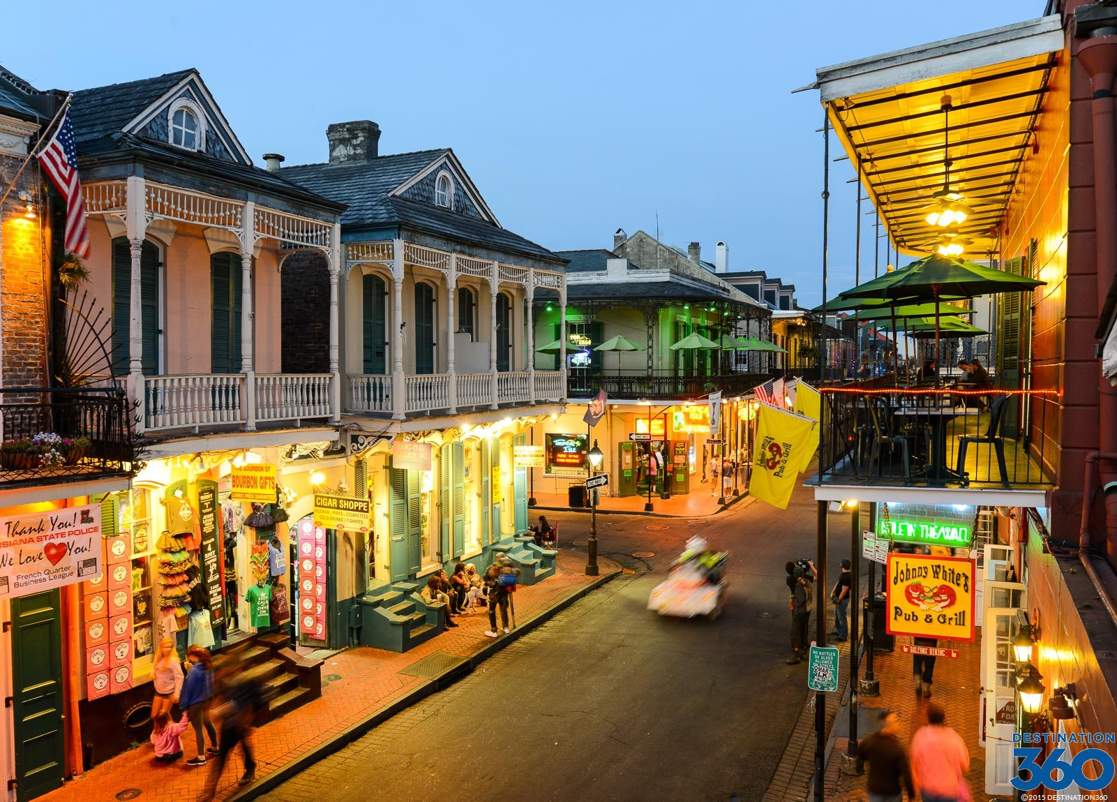new orleans Find things to do in new orleans – discover tourist attractions, schedule tours, plan fun vacation sightseeing activities and book them all on expedia.