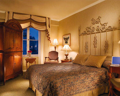 Louisiana Luxury Hotels