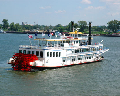 New Orleans River Cruises Mississippi River Cruises In