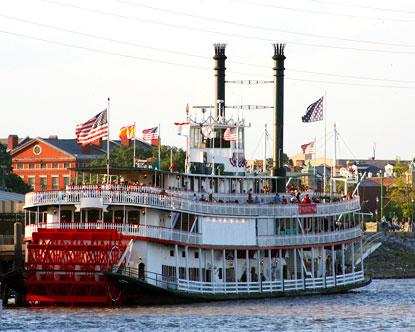 Steam boat casino new orleans