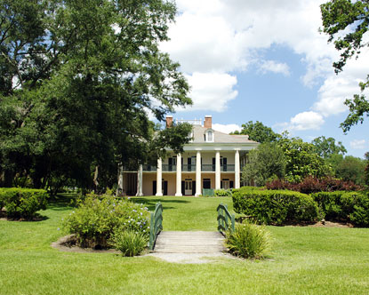 Louisiana Plantation Ghost Tours