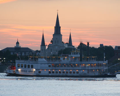 Suggested Itineraries New Orleans
