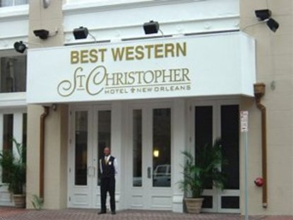 Best Western St. Christopher Hotel