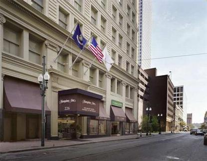 Hampton Inn New Orleans Downtown