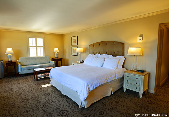 Dauphine Orleans Hotel Rooms