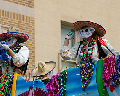 a history of the celebration mardi gras in new orleans louisiana Nowhere in the united states is carnival celebrated as grandly as in new orleans, famous for its over-the-top parades and parties for mardi gras (or fat tuesday), the last day of the carnival season.