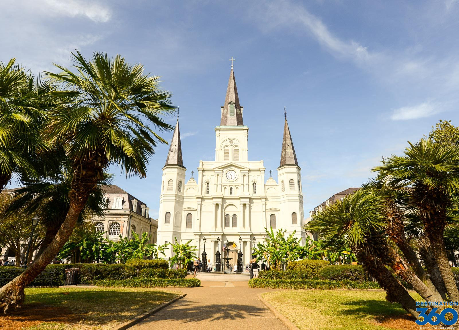 St Louis Cathedral Virtual Tour